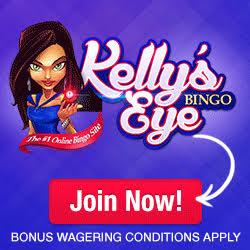 Kellys Eye Bingo