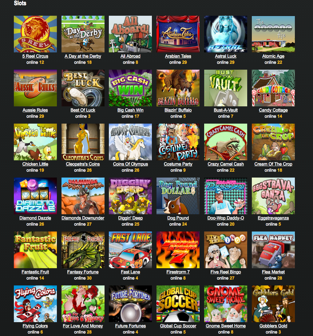 Generous Promotions for the Casino Games