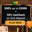 All Cash Back Casino